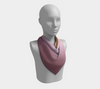 Painted Desert Square Scarf