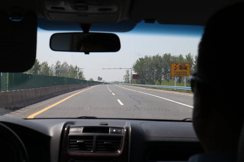 Autobahn in China