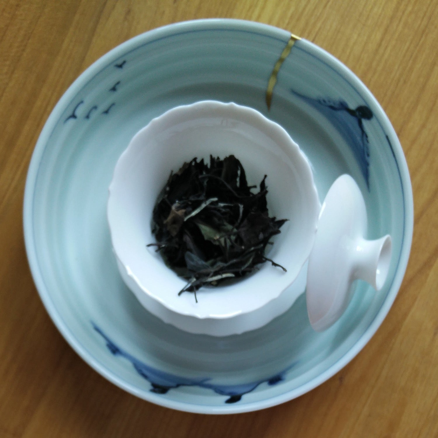 chaxi with Kintsugi