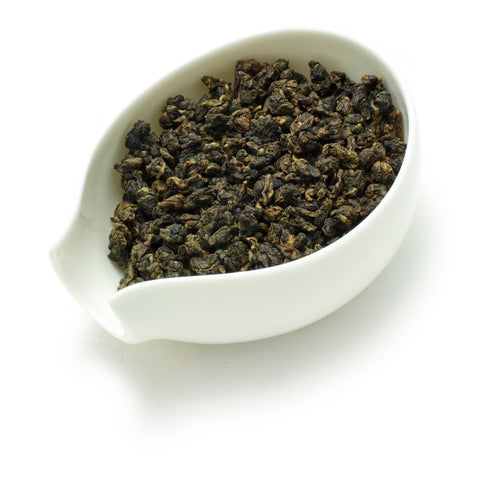 Taiwan oolong tea: Li Shan