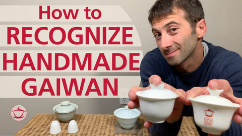 Video: How To Recognize Handmade Gaiwan