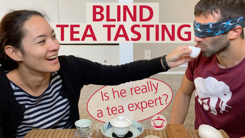 Video: Blind Tea Tasting