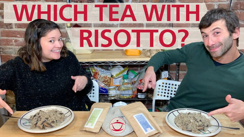 Video: Which Tea to Pair with Risotto?