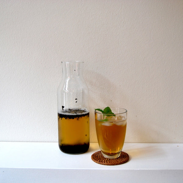 cold steeping tea