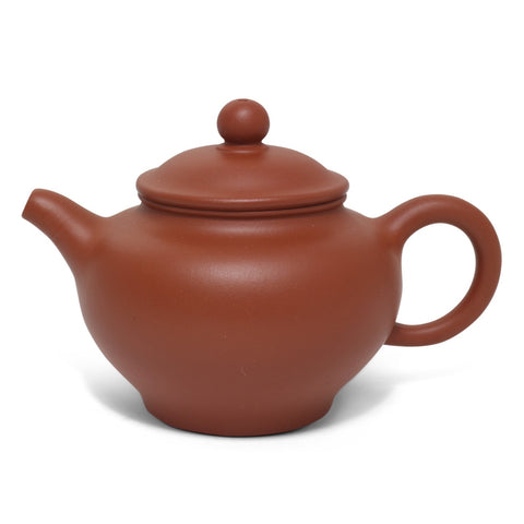 Red Spice Yixing Teapot