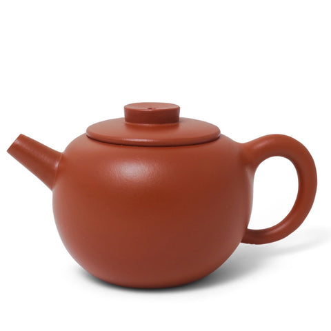 Cannon Spout Yixing Teapot