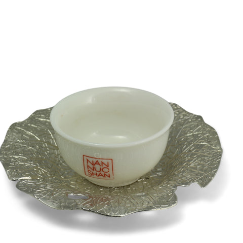 Lotus-Leaf Tea Saucer