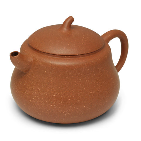 Fat Eggplant Yixing Teapot