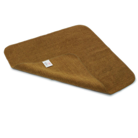 Ocher Tea Cloth