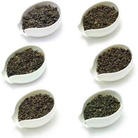 Taiwanese Oolong Assortment
