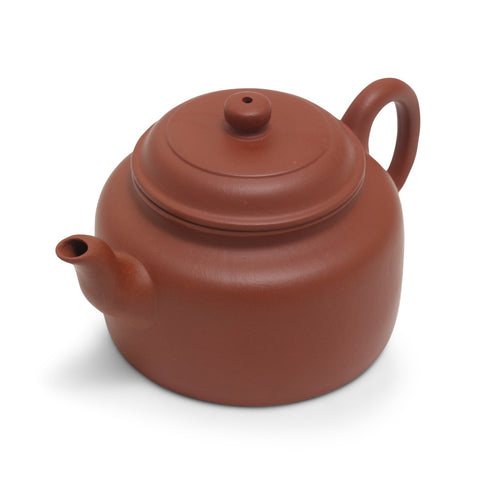 Little Barrel Yixing Teapot