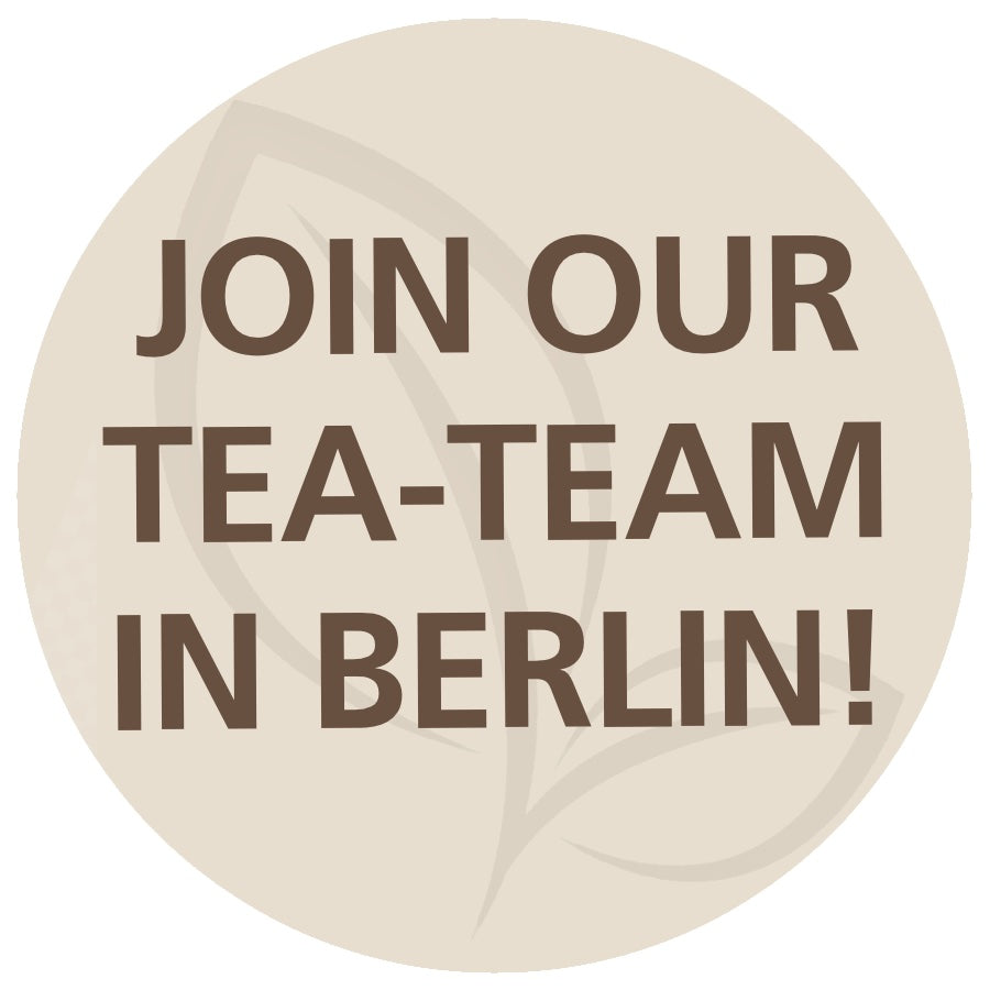 JOIN OUR TEAM IN BERLIN