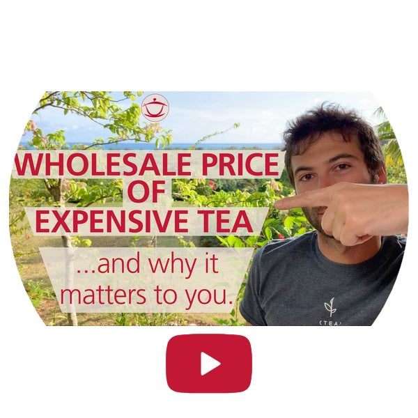 WHOLESALE PRICE OF EXPENSIVE TEA