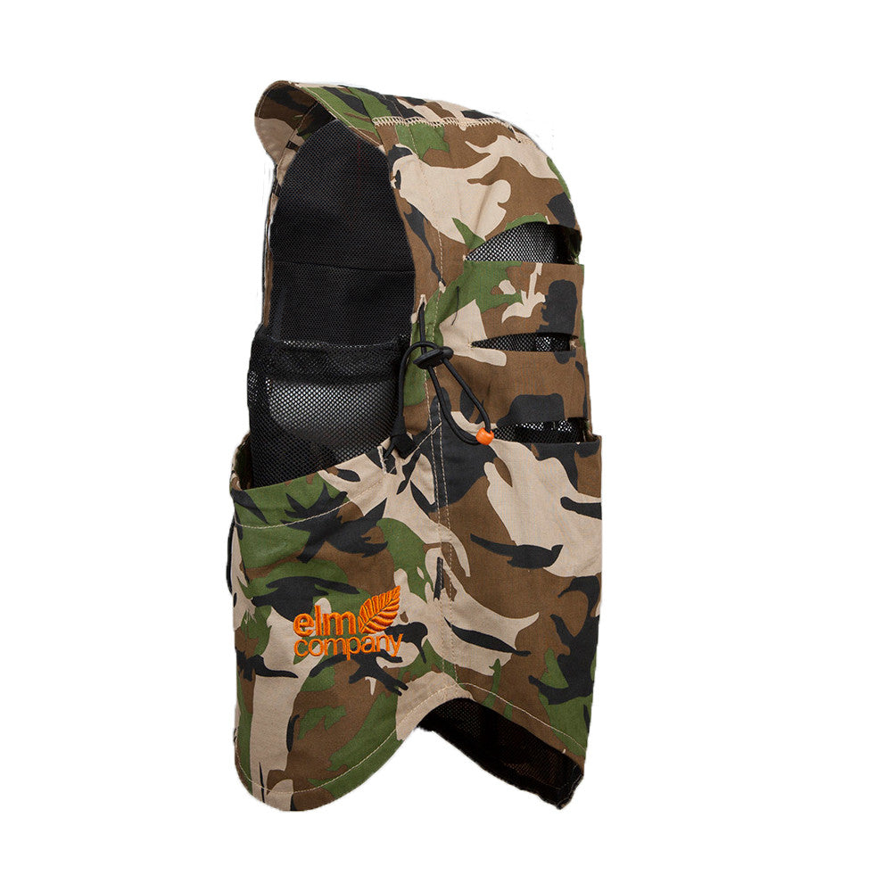Madlock Linen Claw | Camo