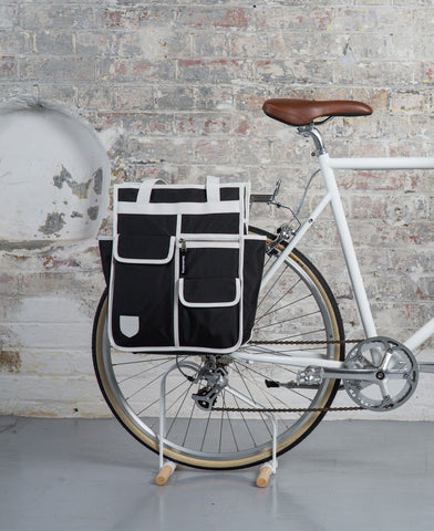 Monochrome Market Shopper // The Cycling Store x Goodordering