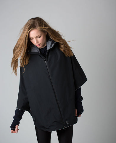 RAIN PONCHO // OTTO LONDON