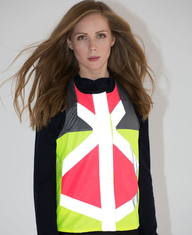 Reflective Vest // As Bold As