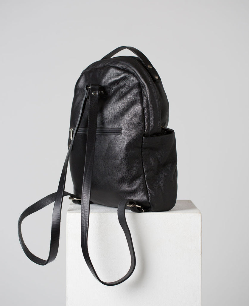 MINI LEATHER RUCKSACK // KATE SHERIDAN