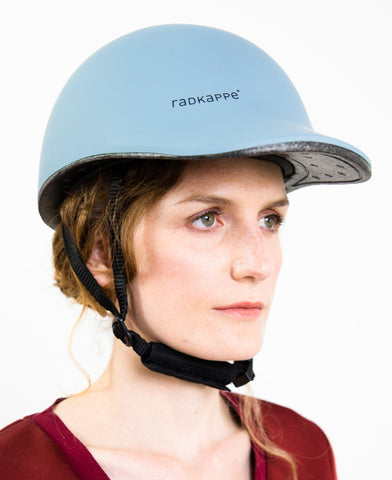 The Cycling Store - Essential Commuting Kit - cycling helmets - Radkappe - blue