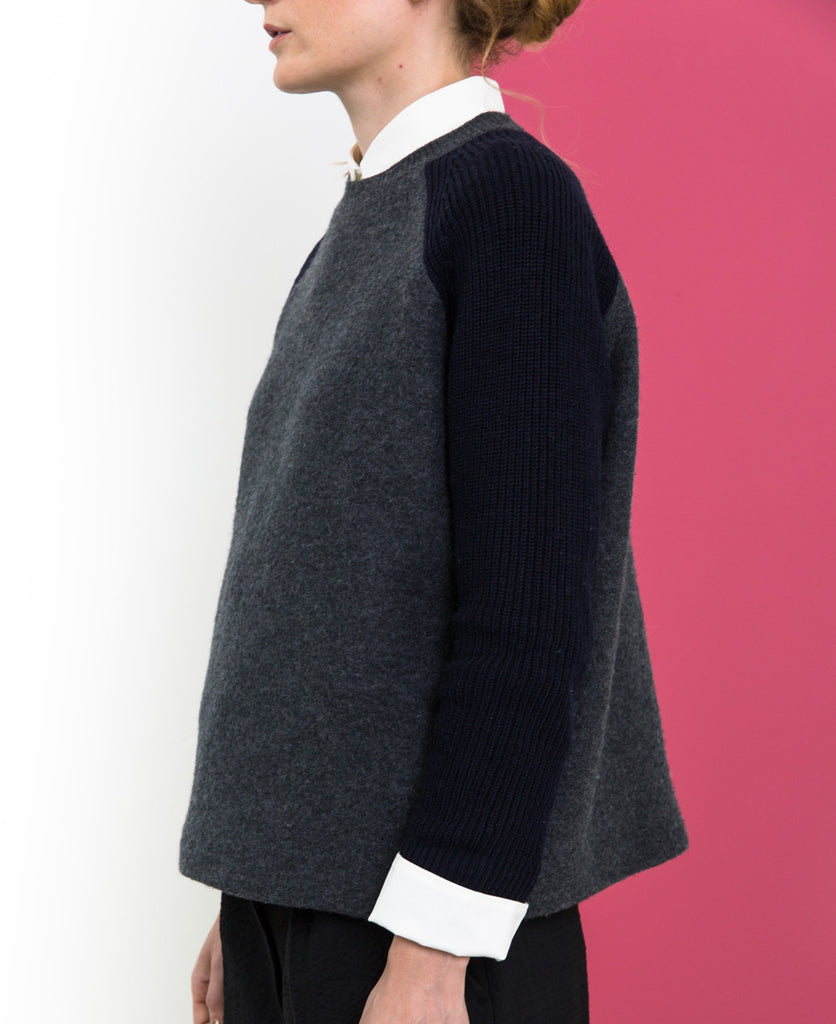 Raglan Sweater // Folk