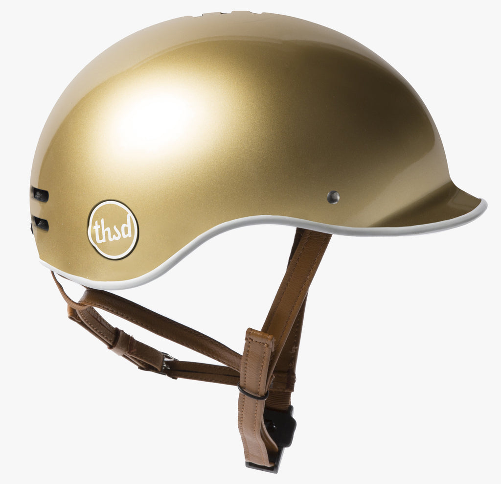 The Cycling Store - Essential Commuting Kit - cycling helmets - Thousand - gold