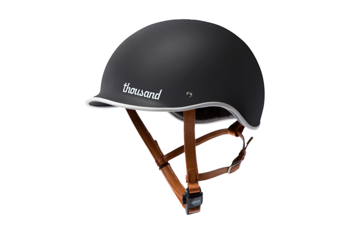 The Cycling Store - Essential Commuting Kit - cycling helmets - Thousand - black