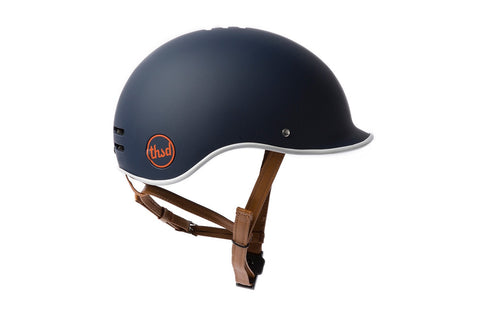 Thousand Navy Cycling/Bicycle Helmet from The Cycling Store