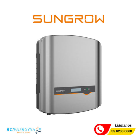 Inversor Interconectado a la Red Sungrow SG5K-D