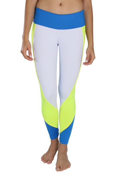 Olivia blue legging