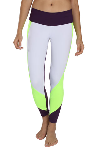Olivia purple legging