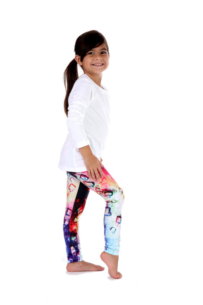 Ice Cubes Kids Legging