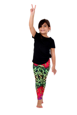Like Mom Like Daughter Kids Legging