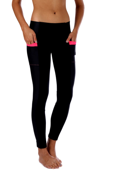 Pink Pockets Legging