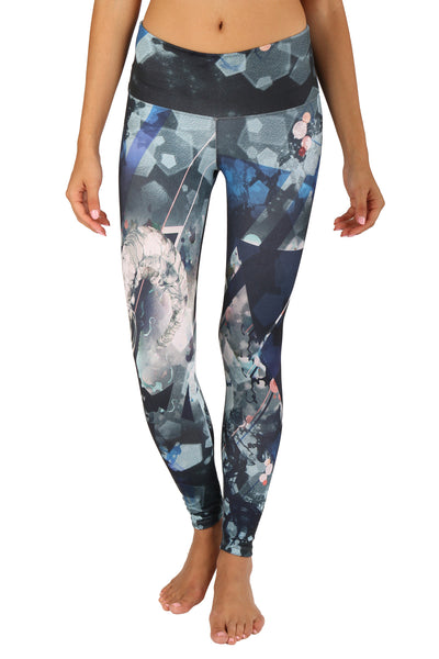 Dark buffalo legging