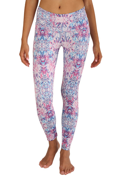 Soft flowers Legging - medium compression