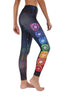 Colorful Chakras Legging.