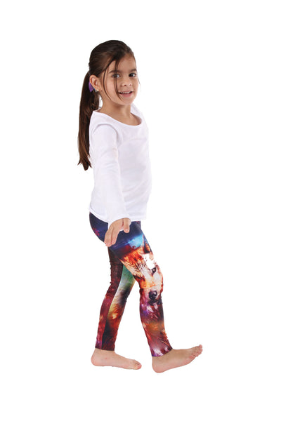 Wolf Kids Legging