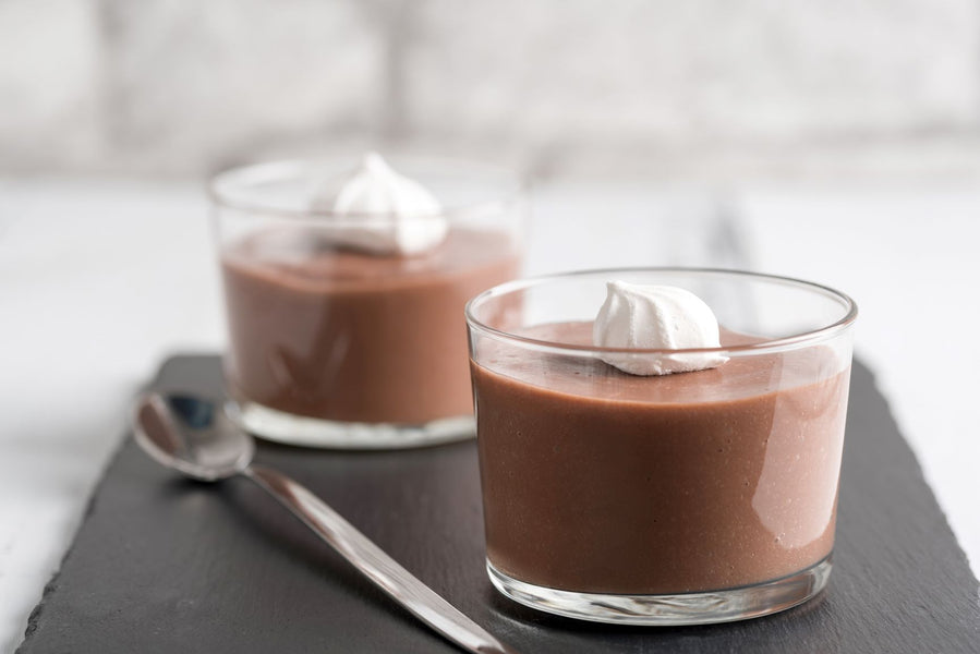 99 Problems But Chocolate Pudding Ain't One
