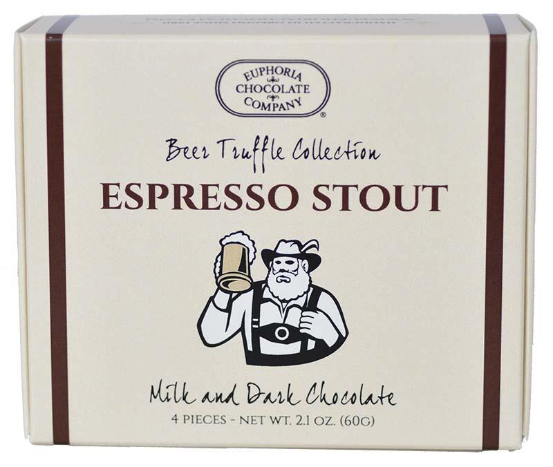 Espresso Stout Beer Truffles