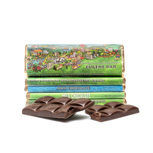 Sale Dark Chocolate and Raspberry Eugene Bar