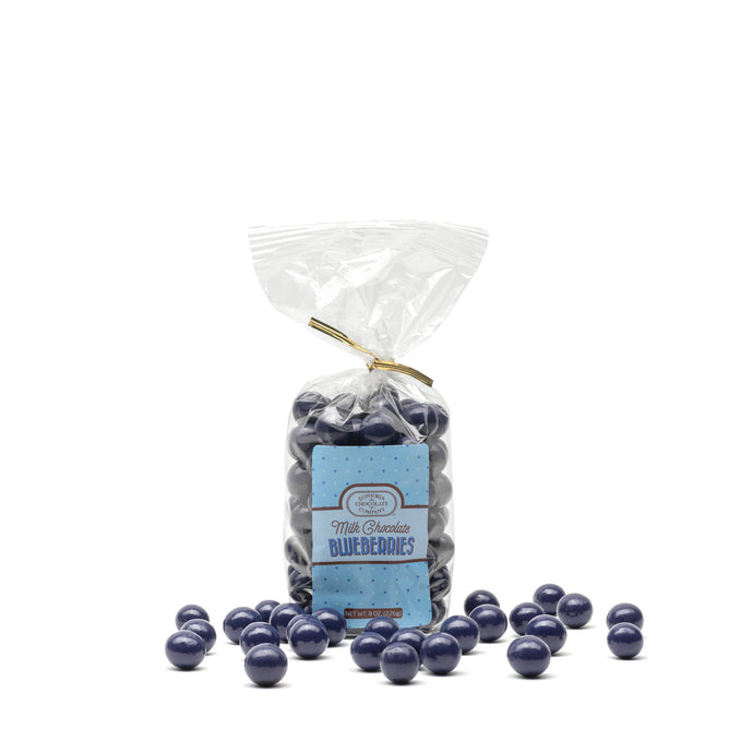 Sale Blueberries in Milk Chocolate