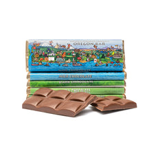 Load image into Gallery viewer, Milk Chocolate Oregon Bar