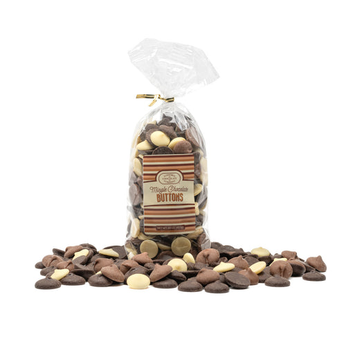 Sale Bulk Mingle Chocolate Buttons