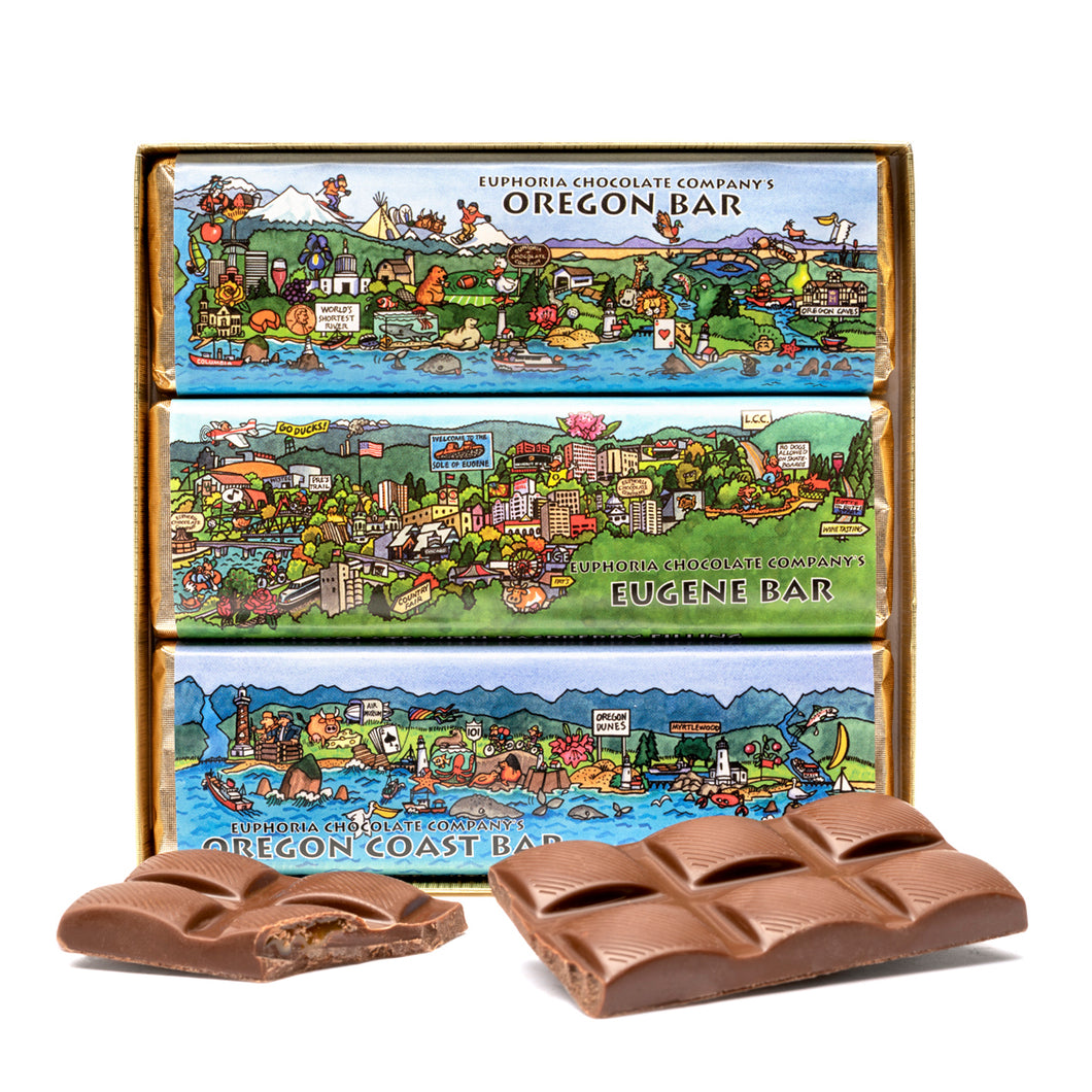 Oregon Bar Gift Box