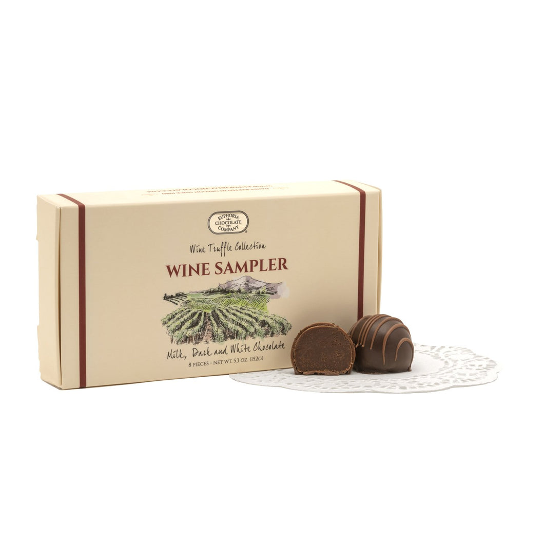 Oregon Wine Truffles