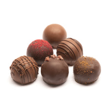 Load image into Gallery viewer, Milk Assortment Truffle Gift Box (8 Piece)