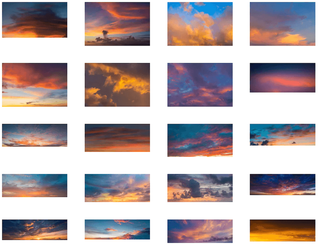 Fire & Ice Sky collection sky replacement software