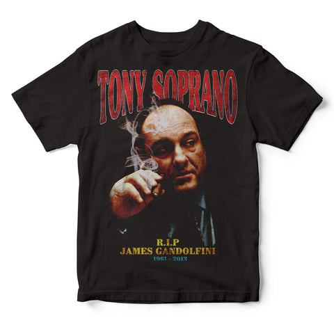 Tony Soprano T-Shirt - STUDIO 315