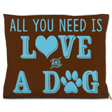 All You Need Is Love and a Dog Dog Bed