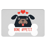 Bone Appetit Pet Placemat
